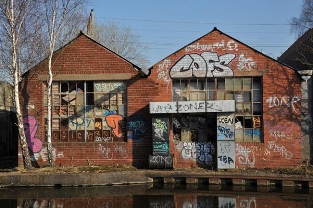 Canal Graffitti 4
